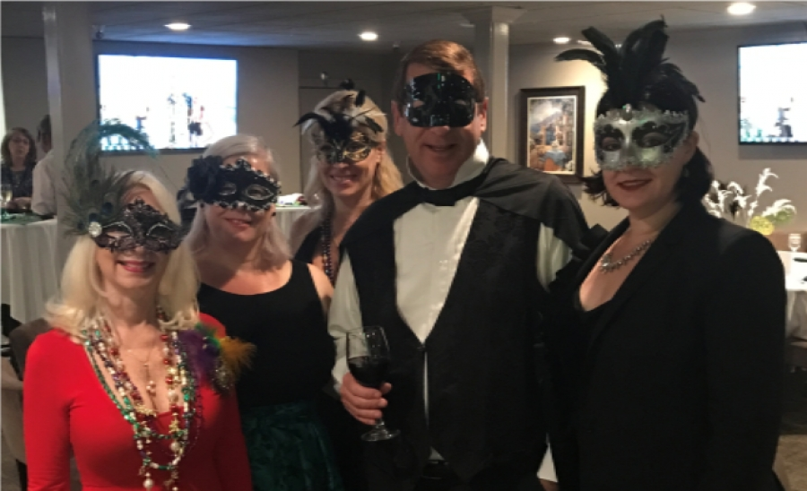 MARDI GRAS – SECOND FRIDAY DINNER