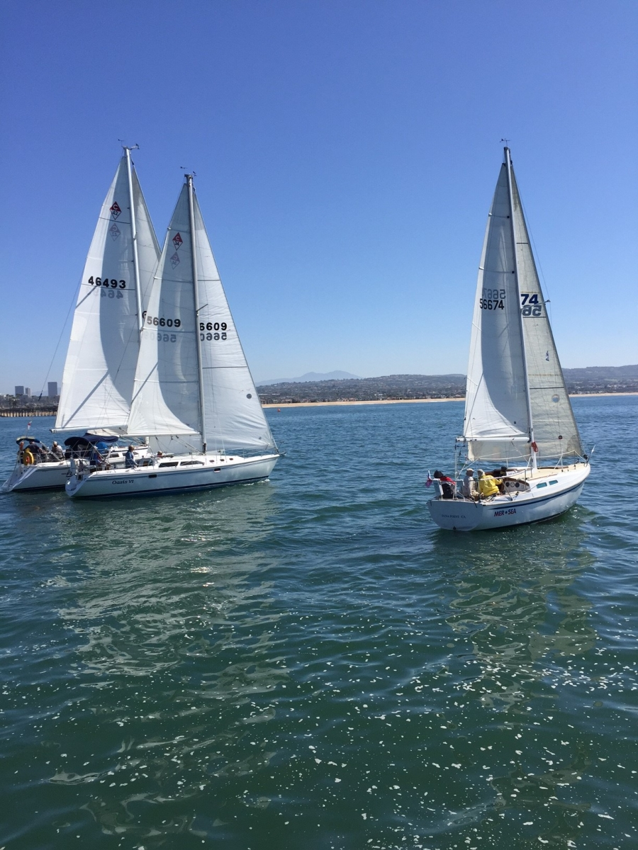 THE JIM WHITE MEMORIAL WINTER SERIES – SAILBOAT RACING